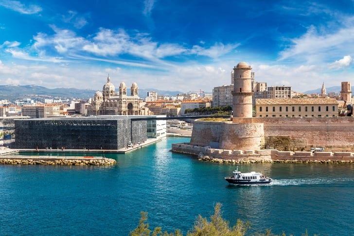 Treceti pe lista de calatorii pentru urmatoarea vacanta:Marsilia