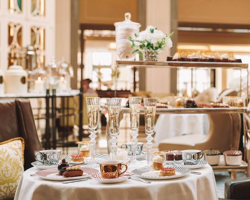 Unde să bei cel mai bun ceai in Londra