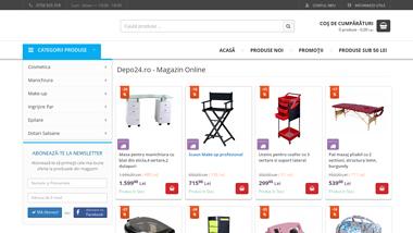 Depo24.ro -  Magazin online de cosmetice