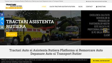 Tractari Auto - Asistenta Rutiera - TractariAsistentaRutiera.com