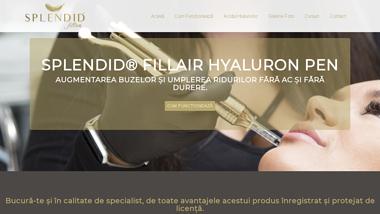 Splendid® FillAIR Hyaluron Pen