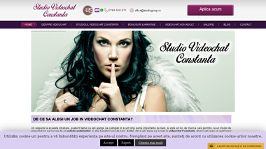 Studio Videochat Constanta