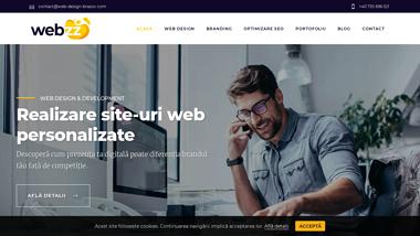 Web Design Brasov - Webzz