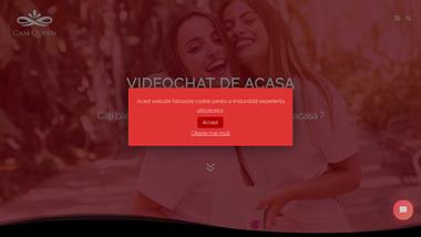 Videochat de acasa - Camqueen