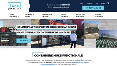 Containere de locuit la preturi accesibile