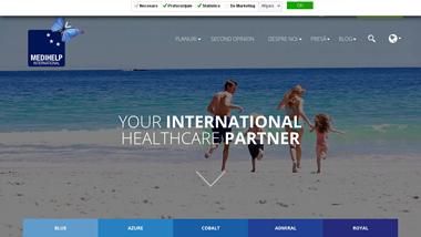 Asigurare Medicala Internationala Privata-MediHelp