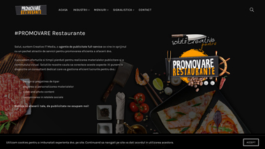 Promovare Restaurante