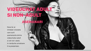 Videochat Adult si Non-Adult: Studio-Bucuresti.Com