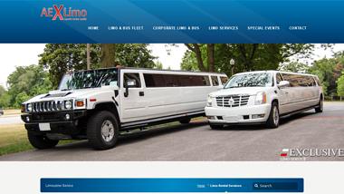 AEX Limo Service – compania ta pentru inchirieri de limuzine la pret accesibil