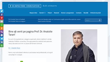 Dr. Anatolie Taran - Chirurg plastician