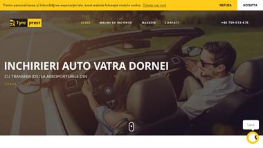 Auto Tyre Prest: Inchirieri auto Vatra Dornei