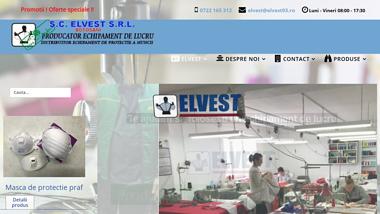 Producator de imbracaminte haine de lucru, distribuitor echipamente de protectie si siguranta in munca - ELVEST 93