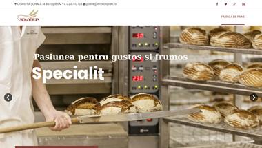 Fabrica de paine, fara amelioratori, cu pasiune - Moldopan