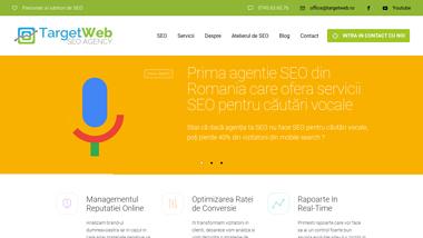 Target Web - Optimizare SEO