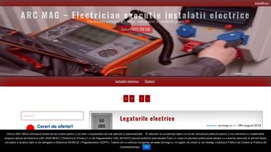 Electrician|Instalatii electrice|Verificari Pram