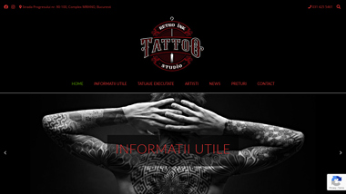 RETRO INK SALON AUTETNTIC DE TATUAJE