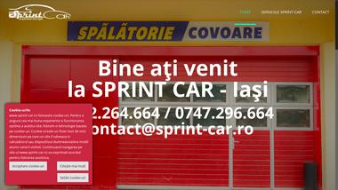 Spalatorie de Covoare Sprint Car Iasi