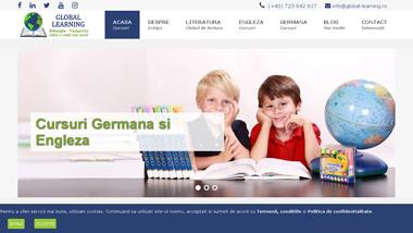 Cursuri de limba engleza si germana Bucuresti