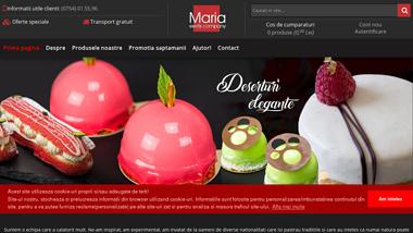 Cofetarii Craiova - Maria Sweets