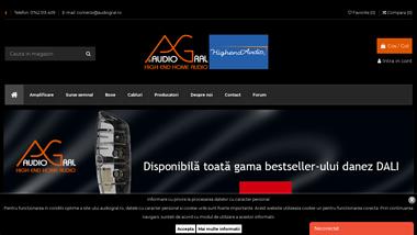 Audiogral - Echipamente audio profesionale