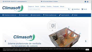 Climasoft - Instalatii Incalzire, Ventiatie, Climatizare