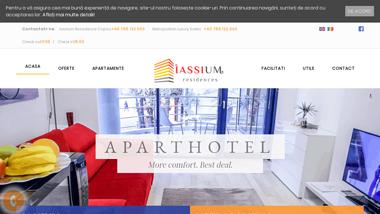 Cazare Iasi Regim Hotelier - Iassium Residence