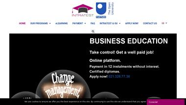 Curs MBA la Intratest Business School