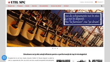 Util SPC | Stivuitoare, Transpalete, Acumulatori