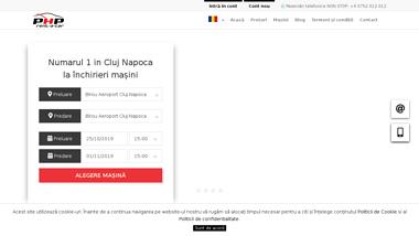 PHP Rent a Car - închirieri mașini Cluj Napoca