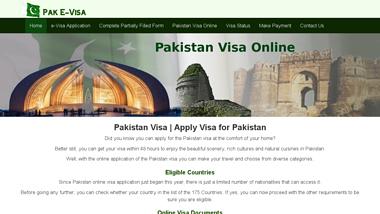 Pakistan Visa Online | Pakistan Tourist Visa