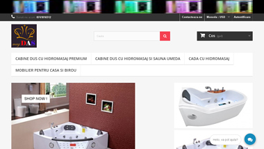 magazin online cu obiecte sanitare si mobila pentru casa ta
