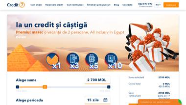 Împrumuturi online Credit7