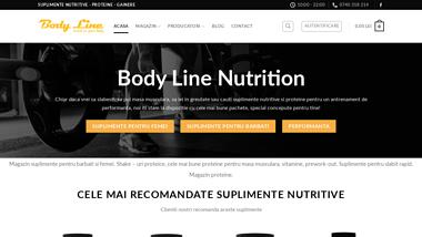 Suplimente nutritive Body Line
