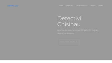 Detectivi Chisinau