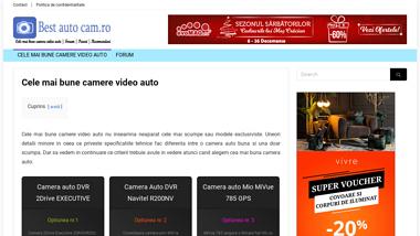 Cele mai bune camere video auto