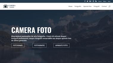 Blog despre aparate de fotografiat profesionale