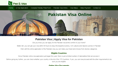 What is Pakistan Tourist Visa?