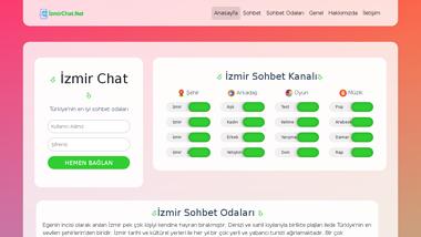 izmir chat
