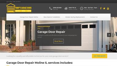 Garage Door Repair Moline IL