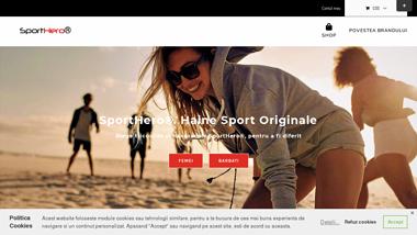 Haine Sport Dama - SportHero® | Haine Sport, Yoga si Street Style