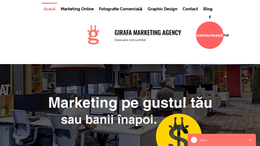 GirafaMarketing Agency