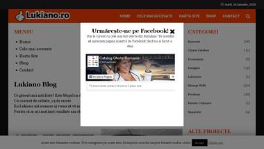 Lukiano Blog