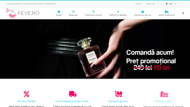 Magazin Online cu Parfumuri Ieftine