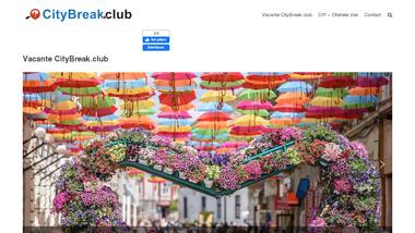 CityBreak.club - Idei si oferte de vacante DIY