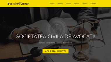 Buneci and Buneci - Cei mai buni avocati din Bucuresti