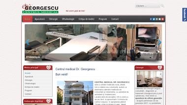 Centrul medical Dr. Georgescu - Doctor Georgescu - Oftalmologie, Chirurgie clinica Pitesti