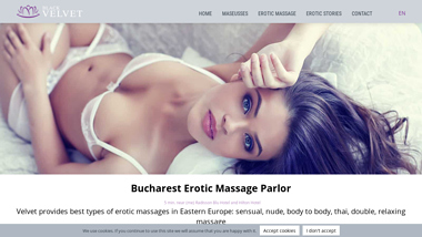 Salonul Black Velvet Erotic Massage