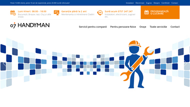 Servicii instalator, electrician, zugrav amenajari interioare in Bucuresti