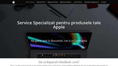Service MacBook Bucuresti