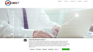 Web Design Timisoara - Creare site de prezentare - promovare site